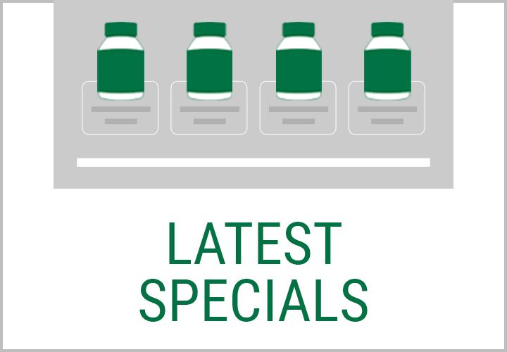 Show specials